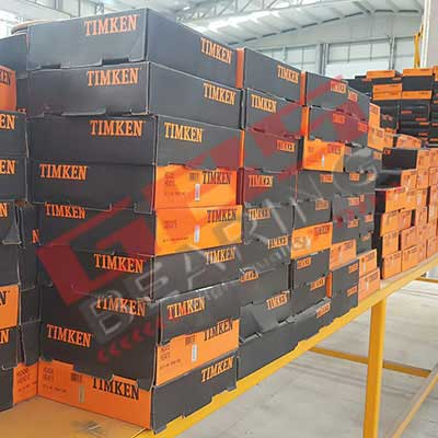 TIMKEN 07100-SA/07205 Bearing Packaging picture